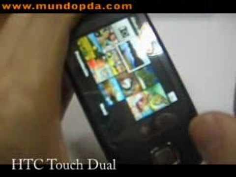 HTC Touch Dual - Mini Review - MundoPDA
