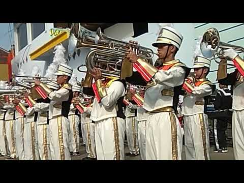 Indonesia raya marching band an-nur 2 al-murtadlo
