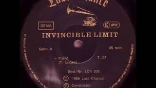 The Invincible Limit - Push (1986)