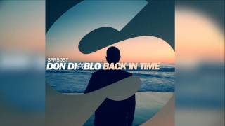 Don Diablo - Back In Time (Radio Edit) [Official]