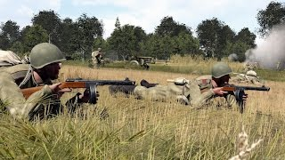 The Most Realistic Game about World War II on the PC! Simulator Iron Front 1944