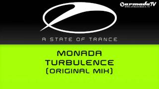 Monada - Turbulence (Original Mix)