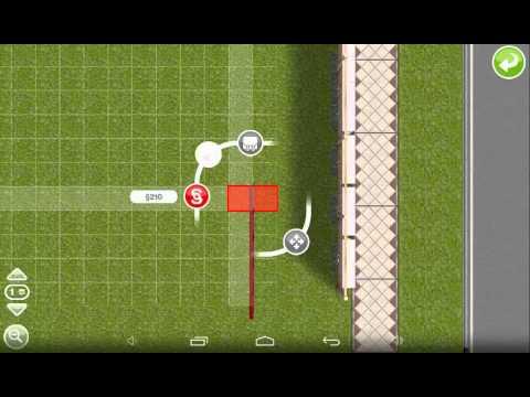 The Sims Freeplay  Window Door Glitch Baby Version