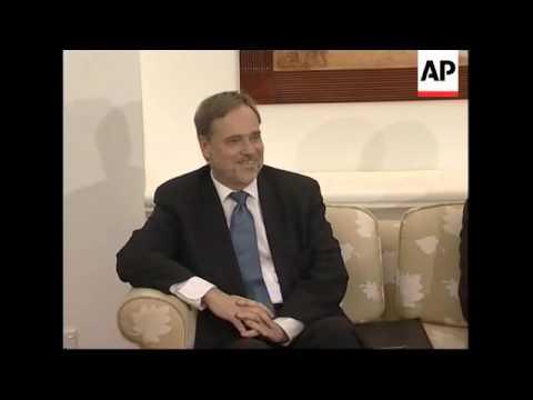 Norwegian Foreign Minister meets Sri Lankan Prime Minister