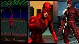 Evolution of daredevil in games [ 1996 - 2017]
