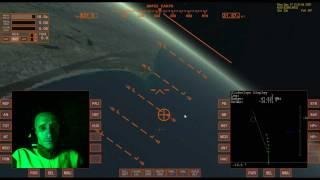 Orbiter 2010 - Space Shuttle Atlantis landing preparation scenario