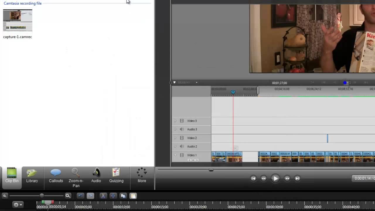 Camtasia Studio 8 Review - Screen Capture Software - Damn Good ...