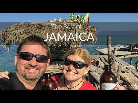 12 Unique Things to do in Jamaica | 4k DJI Osmo and Mavic Pro | The Planet D