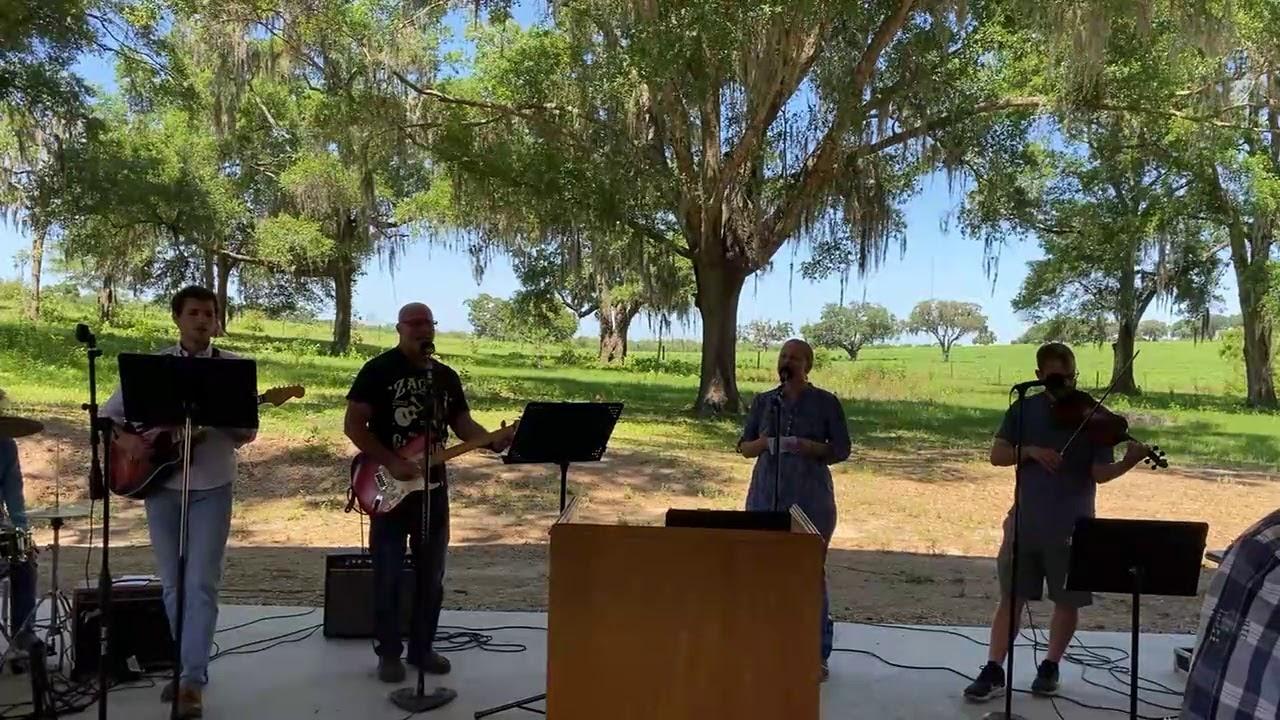5/9/21 Brian Sullivan: The Kingdom of the Seed and Soils - Luke 8: 1-15