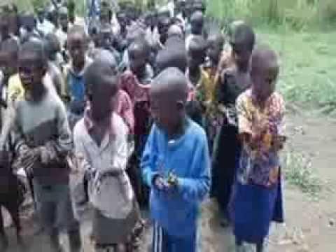 Abana b'abanyarwanda mu mashyamba ya Congo