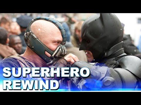 Superhero Rewind: The Dark Knight Rises Review