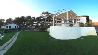 Video 360 del Ristorante al Camping Village Settebello di Salto di Fondi, Latina, nel Lazio