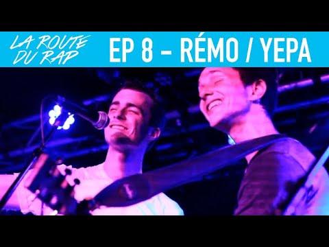 Youtube: D'OÙ VIENT MA MUSIQUE? RÉMO / YEPA #laroutedurap #EP8