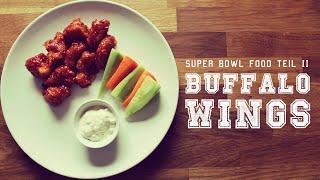 Super Leckere Buffalo Wings Mit Tortilla Chips-kruste [super Bowl Food Teil 2]