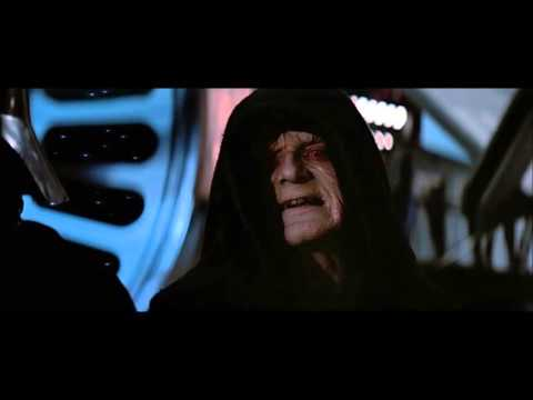 Return of the Jedi | The Emperor's Death