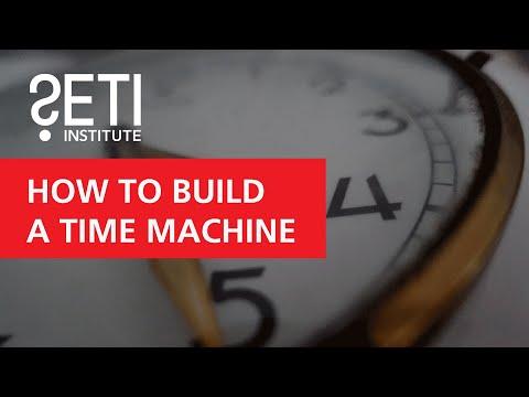 How to Build A Time Machine - Paul Davies (SETI Talks)