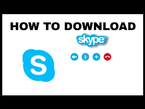How To Download Skype App On Android 2020