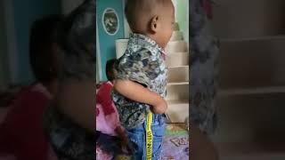 anak kecil Goyang unyu