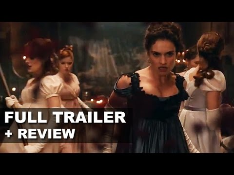 Pride and Prejudice and Zombies 2016 Official Trailer + Trailer Review : Beyond The Trailer