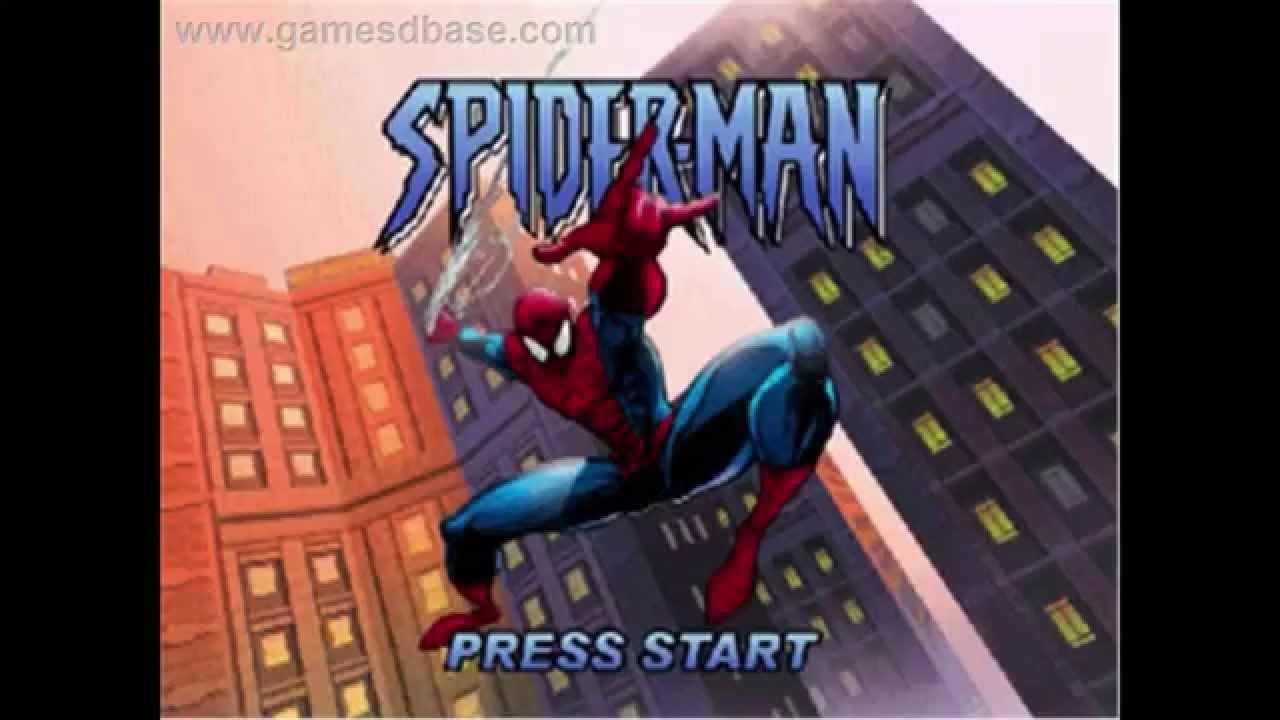 Скачать spider man 2000 на пк