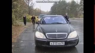 Lincoln Navigator [UN173] и Mercedes-Benz S 500 L [W220] в сериале Бандитский Петербург: Терминал