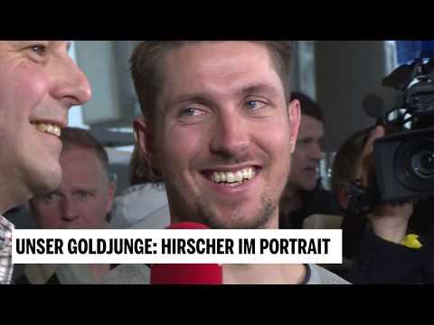 Marcel Hirscher im Portrait