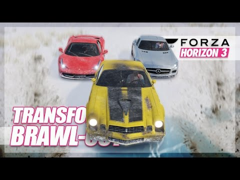 Make Forza Horizon 3 - Transformers Snow/Ice Brawl-Out! (Autobots vs. Decepticons) Pictures