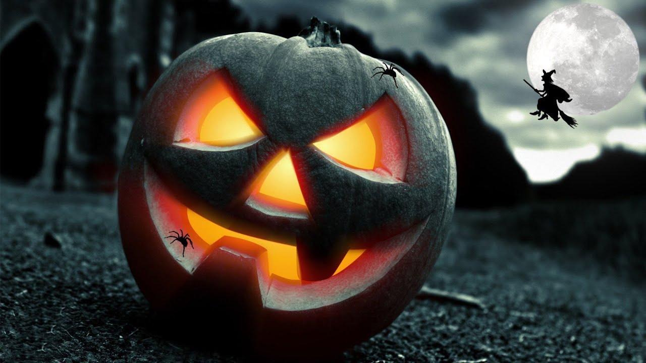 Halloween Papel De Parede