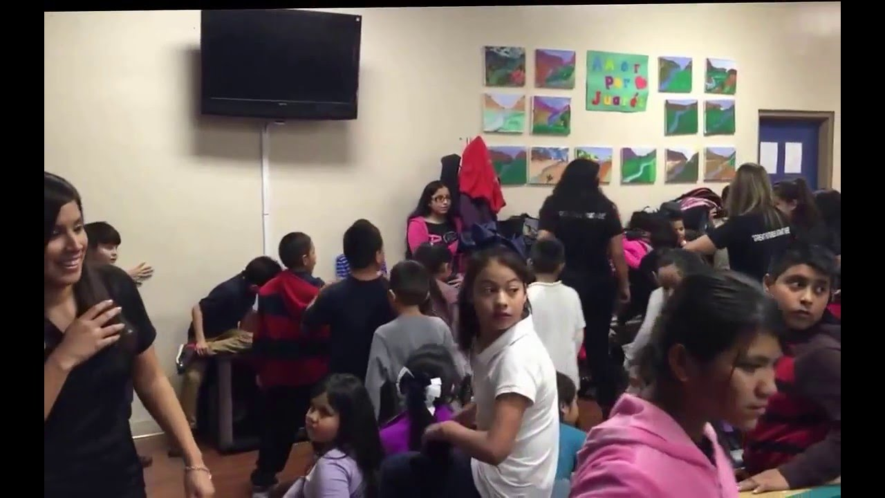 Sharing With The Boys And Girls Club Of El Paso Youtube
