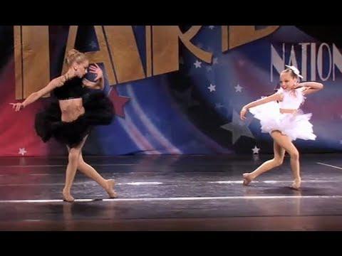 Dance Moms Reunion - Maddie Ziegler & Chloe Lukasiak Duet ...