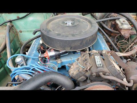 1970 Dodge D100 Mallory Unilite Ignition