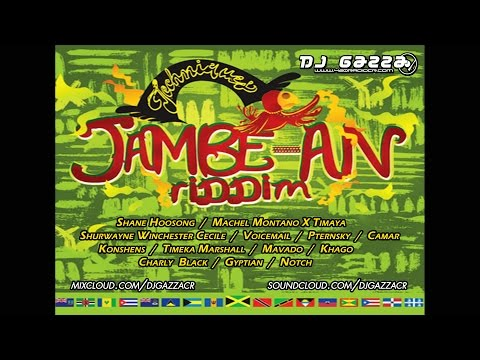 Jambe An Riddim - Full Mix - 2017 - By Dj Gazza - Reloaded - Techniques Records