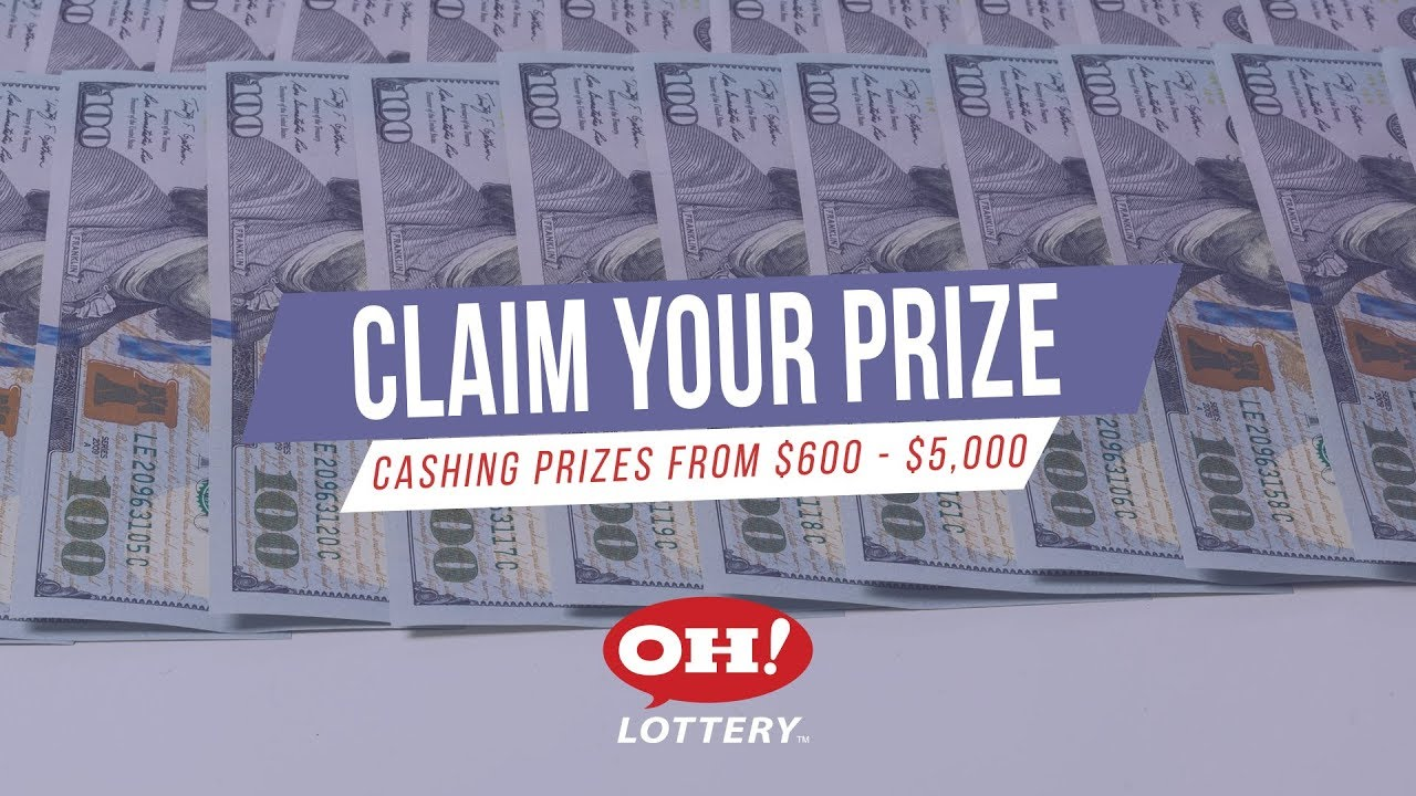 Claiming and Rules from the Ohio Lottery :: The Ohio Lottery