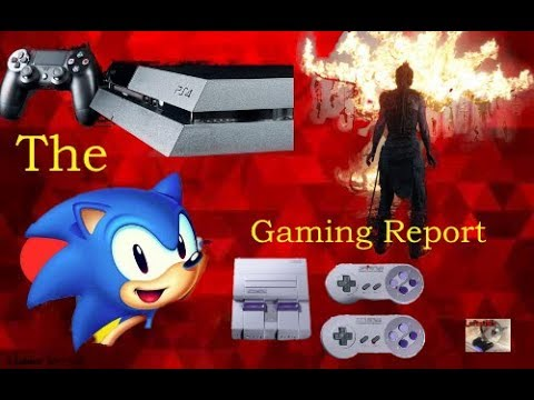 The Gaming Report: August 31, 2017 Gaming News and Reviews