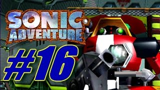 Sonic Adventure Let's Play [16/20] (60FPS)