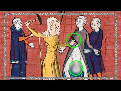 CRAZIEST Facts About The Middle Ages!