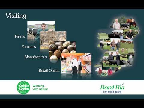Preview: Bord Bia Global Sustainability Conference