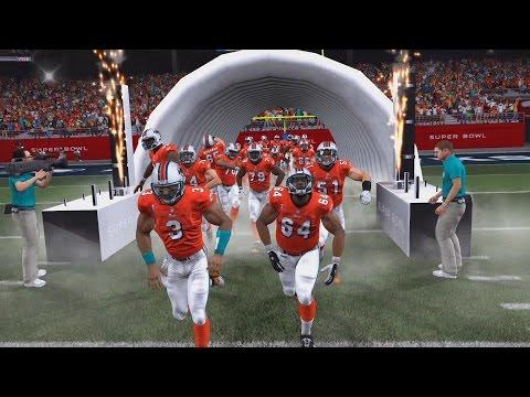 Madden 15 Career Mode - The Super Bowl!