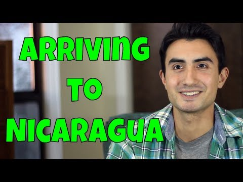 Nicaragua Managua Mission: Arriving to the mission