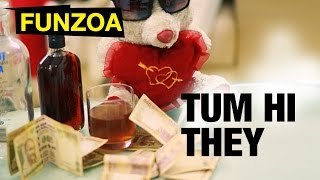 Tum Hi They  Funny Song On Rs 500 & 1000 Note Ban In India  Funzoa