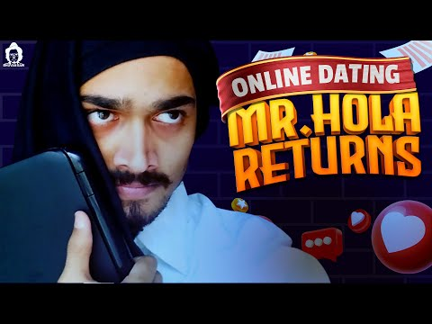 BB Ki Vines- | Online Dating- Mr. Hola Returns |