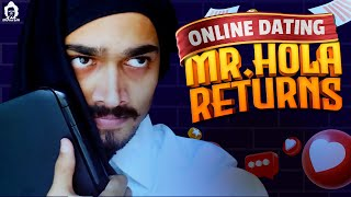 BB Ki Vines- | Online Dating- Mr. Hola Returns | thumbnail