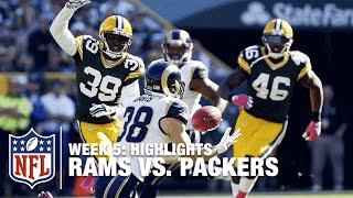 Rams vs. Packers | Week 5 Highlights | NFL