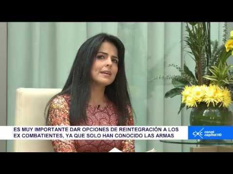 Entrevista Claudia Palacios - José Ramos-Horta, expresidente de Timor Oriental