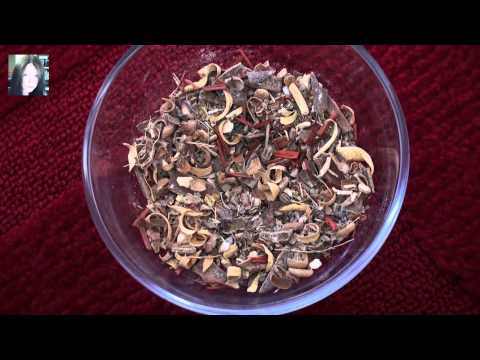 New - Spiced Fall Herbal blend