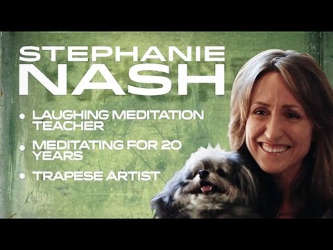 Laughing Meditation - 30 Days of Intent No. 6