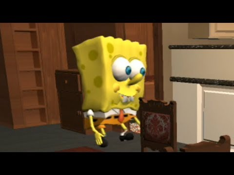 Hello Spongebob Adventures 3D | Hello Neighbor Rip Off