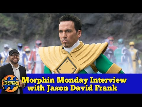 POWER RANGERS Jason David Frank Addresses ASJ Feud Rumors And Much More! | Morphin