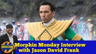POWER RANGERS Jason David Frank Addresses ASJ Feud Rumors And Much More! | Morphin' Monday