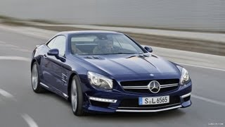 Mercedes Benz SL65 AMG 2013 Videos
